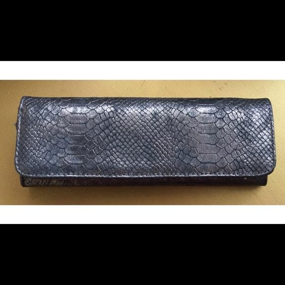 Big Buddha Handbags - Big Buddha Silver Wallet